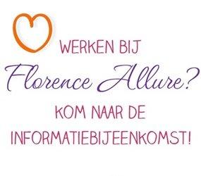 Kom naar de informatiebijeenkomt voor ZZP'ers voor Florence Allure