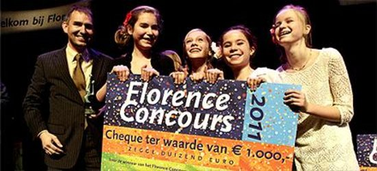 Liev Kwartet wint finale Florence Concours