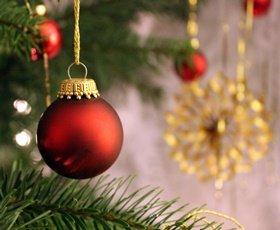 kerst kerstboom kerstbal