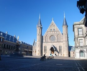 Rondleiding Binnenhof