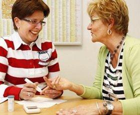 Gezondheidscheck voor senioren